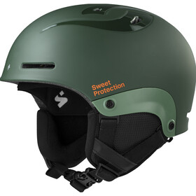 Sweet Protection Blaster II Casque Homme, matte highland green